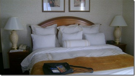 Marriott  pillows